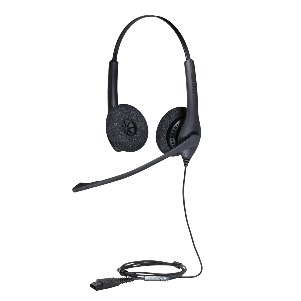 Jabra Biz 1500 Call Center Headset