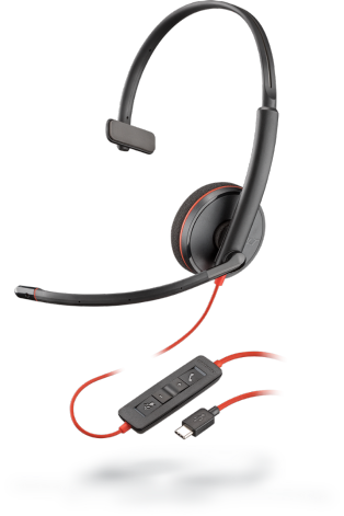 poly plantronics blackwire 3200 unified communication